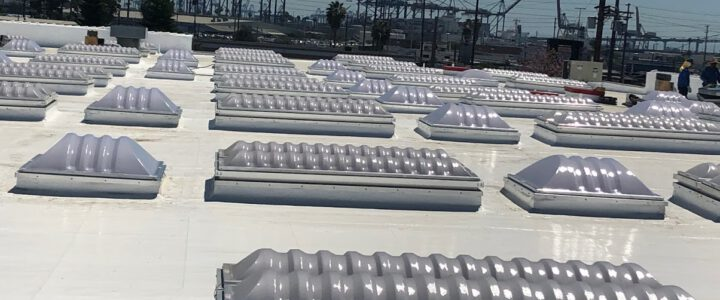 Unique Demands of Industrial Roofing Systems
